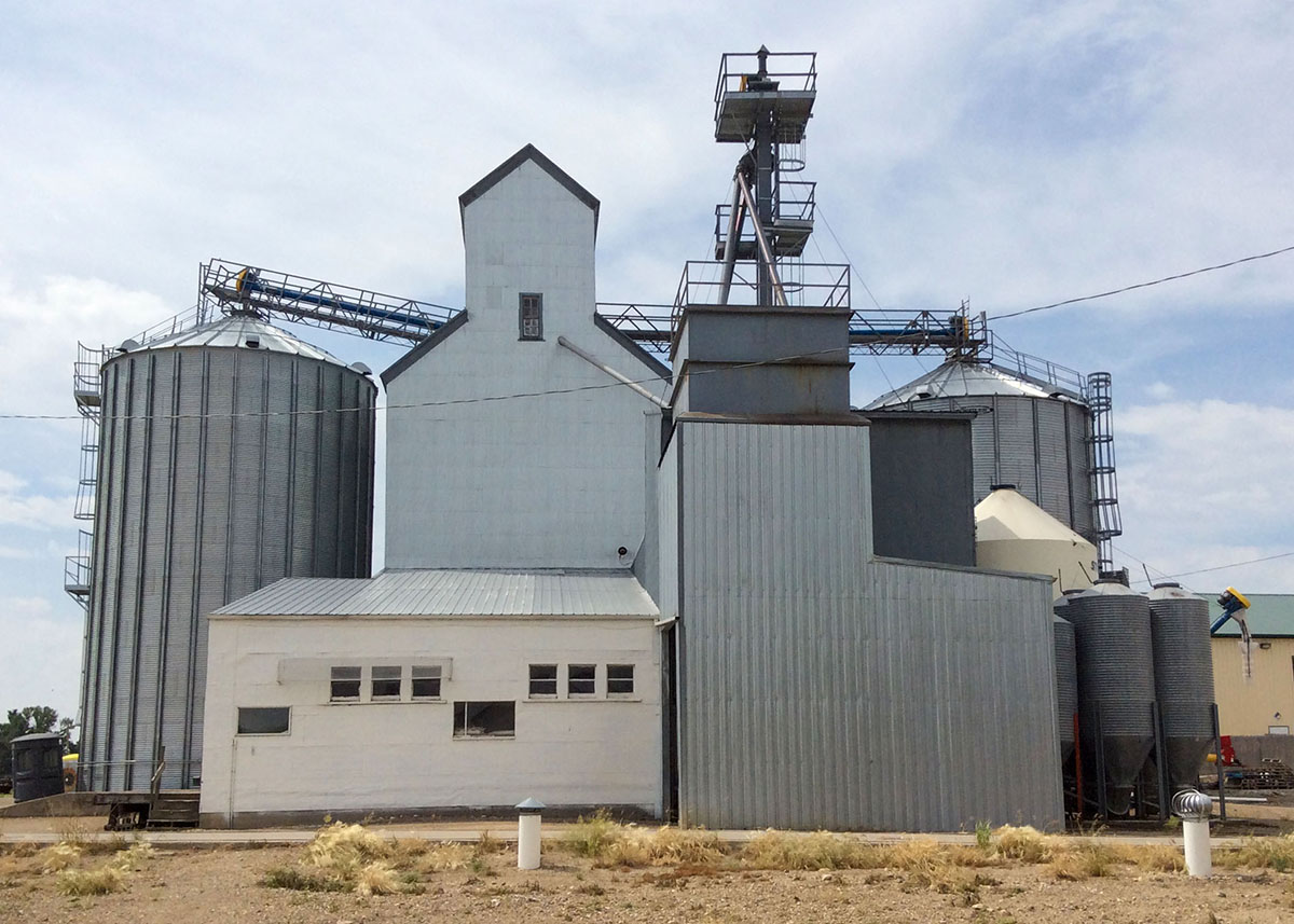Faulkton Grain and Feed operations