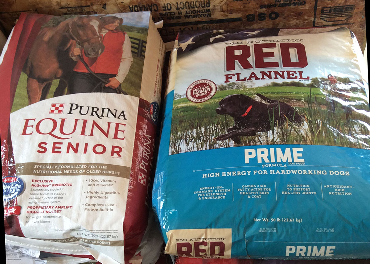 Pet Supplies available at Faulkton Grain and Feed